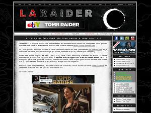 Site de LARAIDER