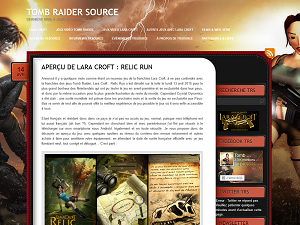 Site Tomb Raider Source