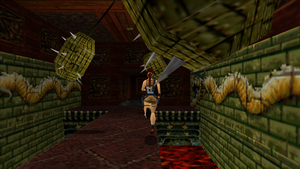 Screenshot N°435 de TR2