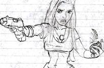 Création de Lara 01